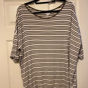 Lularoe Irma stripes!!